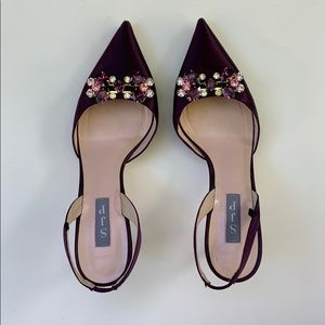 "SJP Collection ""Imogene"" shoes"